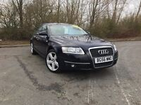 2006 AUDI A6 2.0 TDI SE BLUE MOT ONE YEAR £3995 OLDMELDRUM
