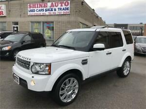 2011 Land Rover LR4 LR4 HSE-V8-360 CAMERA-NAVIGATION