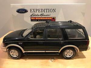 1/18 Diecast UT Ford Expedition Eddie Bauer Edition not Autoart