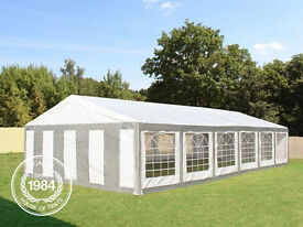 Perfect 06x12 Garden Marquee for Event & Party 12x06 Gazebo Tent - Unused - Special Price