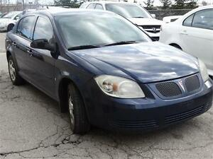 2008 Pontiac G5 Base with safety e-test