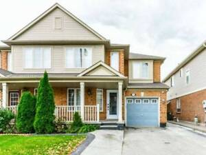 Very Well Maintained 3 Bdrm Semi-Det Home In Brampton