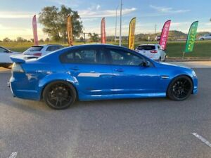 2012 Holden Commodore VE II MY12 SS Blue 6 Speed Sports Automatic Sedan Taminda Tamworth City Preview