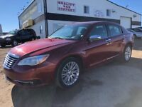 2012 Chrysler 200 Limited Leather heated seats, sunroof $8950! Red Deer Alberta Preview