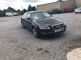 2008 Audi A6 2.7 Tdi Automatic Full Year's Mot Good Car