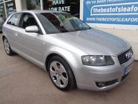 Audi A3 2.0TDI 2004 Sport Full Main Dealer S/H inc Cambelt in 2015 P/X Swap