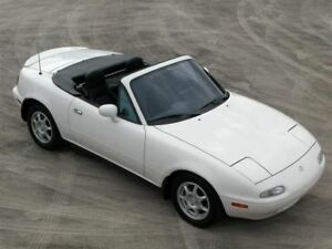 Wanted: White NA Miata