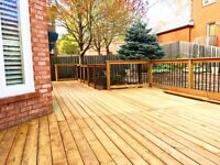 GENERAL CONTRACTOR ►SPECIALIZING IN HIGH QUALITY DECKS