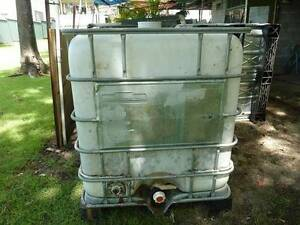 Water Tanks 1000L x 4 Durack Brisbane South West Preview