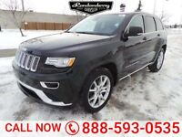 BRAND NEW 2015 Jeep Grand Cherokee Summit- WAS $67010 NOW $61393