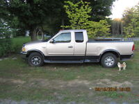 1998 Ford F-250 Camionnette
