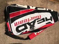 HEAD - Tennis / Squash / Badminton racket bag - UNUSED