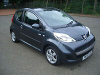 2010 10 Peugeot 107 1.0 12v Millesim 3 Door