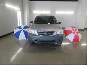 2003 Mazda Tribute DX**4X4.AUT.AIR.DEM.DIST** TRES PROPRE*