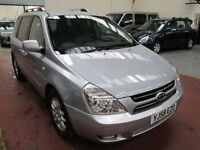 58 KIA SEDONA WHEELCHAIR ADAPTED 50 + ADAPTED VEHICLES IN STOCK
