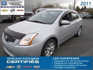 2011 Nissan SENTRA 2,0 S + Très propre!!