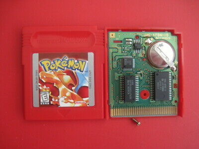 Pokemon: Red Version Nintendo Game Boy *Authentic & Saves*