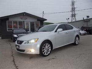 2007 Lexus IS 250|AWD|NAVI|BACKUPCAM|PRICEDTOSELL