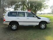 2003 Toyota Landcruiser HDJ100R GXL White 5 Speed Manual Wagon Kempsey Kempsey Area Preview