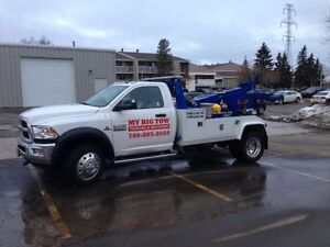 MY BIG TOW towing and recovery services in edmonton! Edmonton Edmonton Area image 5