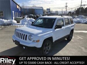 2015 Jeep Patriot High Altitude STARTING AT $178.33 BI-WEEKLY