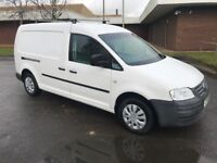 VW Caddy Maxi 2.0l 102 PSI FSH Mint Condition NO VAT!!! REDUCED TO CLEAR !!!!