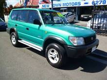 1996 Toyota LandCruiser Wagon New Town Hobart City Preview