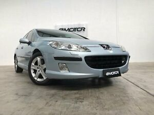 2005 Peugeot 407 Silver Sports Automatic Sedan Williamstown North Hobsons Bay Area Preview