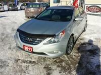 2011 Hyundai Sonata Limited CERTIFIED E-TESTED ONLY $137 BI-WKLY