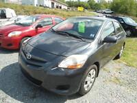 2007 TOYOTA YARIS 4DR SEDAN AUTO ONLY $ 5,950 JUST INSPECTED