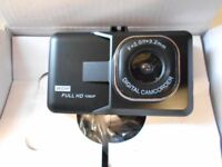 "DashCam Recorder Full HD-1080P 3.0"" screen video recorder with night vision-Brand new in box"