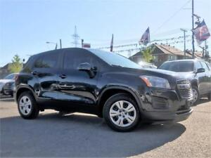 2015 Chevrolet Trax/AUTO/AC/CRUISE/ELECT/DEMARREUR/BAS KM!!!