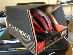 NEW Bontrager bike helmet