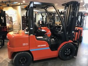 NEW & USED FORKLIFTS FOR SALE!