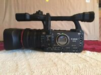 CANON XH-A1 HDV Professional Camcorder with SGPro adaptor