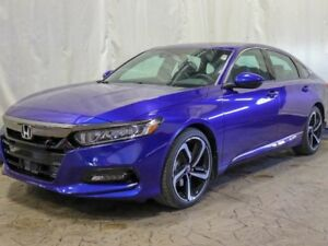 2018 Honda Accord Sedan Sport 4dr Sedan
