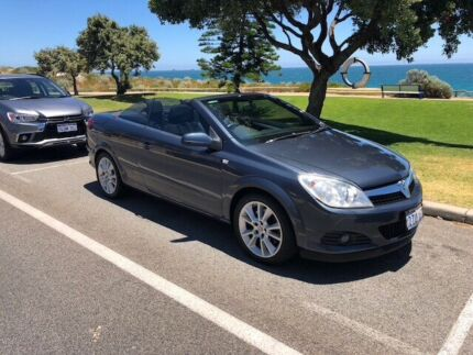 2008 Auto Holden Astra twin top convertible ONLY $6500 Cottesloe Cottesloe Area Preview
