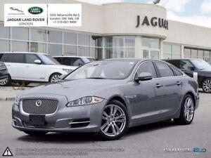 2015 Jaguar XJ Massaging Seats | Warranty Extension Included | O