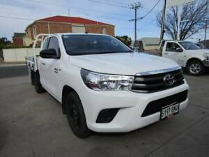 Toyota Hilux Extra cab and Heavy duty tray Newton Campbelltown Area Preview