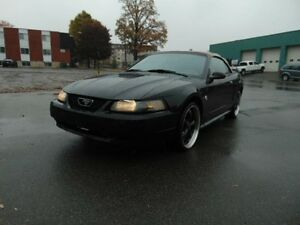 Ford Mustang 2dr Convertible 2004