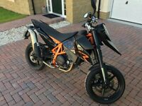 KTM SMR690 SuperMoto in excellent condition