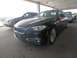 2014 BMW 528i XDrive,F.warranty,24kms, B.camera,sunroof, MINT!