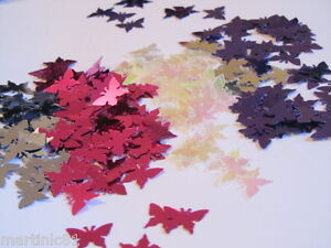 ELEGANT-BUTTERFLY-BUTTERFLIES-WEDDING-PARTY-TABLE-CONFETTI-SCATTER-DECORATIONS