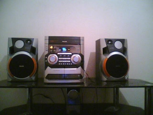 phillips stereo brand new condition £40