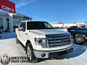 2014 Ford F-150 Lariat 4X4- Leather | Nav | Sunroof!