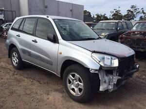 WRECKING - 2001 Toyota RAV4 Wagon Manual Petrol - ALL PARTS Werribee Wyndham Area Preview