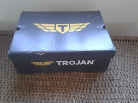 Trojan Safety Trainers Boxed as new size 12