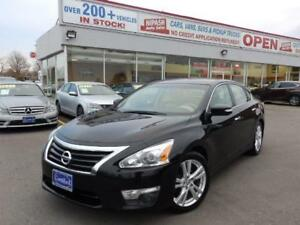 2013 Nissan Altima 3.5 SL FULLY LOADED WITH BACKUP CAMERA