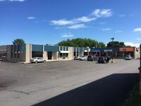 RETAIL SPACE FOR LEASE (Corner unit)