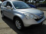 2007 Honda CR-V MY07 (4x4) Silver 5 Speed Automatic Wagon Woodville Charles Sturt Area Preview